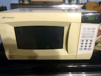 white and black microwave oven Lowellville, 44436