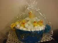 Bubble Bath Duckies Diapers Cake 27 size 5  West Valley City, 84120