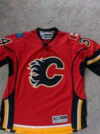 Kiprusoff jersey Calgary Flames tags still on  Calgary, T2W 2S8