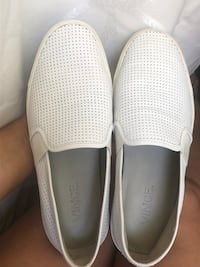 Vince Perforated Leather Sneakers South Pasadena, 91030