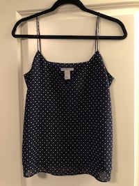 H & M tank size small