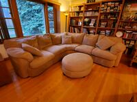 Couch & Ottoman Brookfield