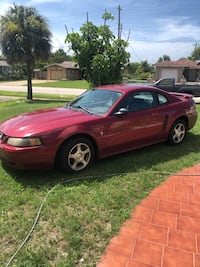 Ford - Mustang - 2003 Ormond Beach, 32176