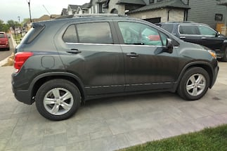 2019 Chevrolet Trax LT For Sale…Only 16,000kms!!!!
