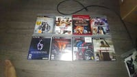 assorted PS3 game case Las Vegas, 89169