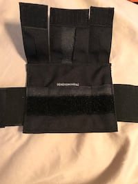 Velcro Arm band shell holder for gun enthusiasts.