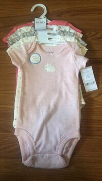 New carters onesies size 3 months  Ocala, 34472