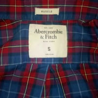Chemise Abercrombie & Fitch New York