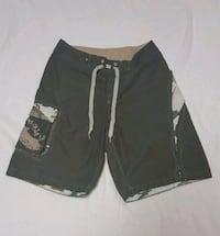 Men's Brown Camo Swim Trunks - size 32  Leander, 78641