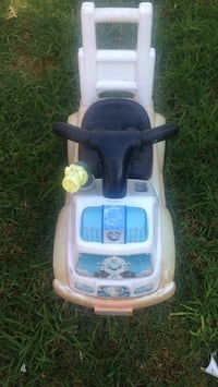 white and blue ride-on toy Oxnard, 93030