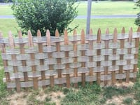 Picket fence panel 3.5x8ft Schuylkill Haven, 17972