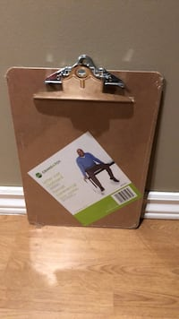 Clipboard Brand New in Plastic  Barrie, L4N 0R6