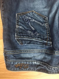 Silver Jeans, size 29/33 Vernon, V1T