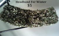 Winter Headband For Your Ears Sylvan Lake, AB, Canada