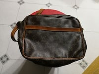 Borsa a tracolla Monogram Canvas Louis Vuitton Barletta, 76121