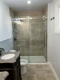 Bathroom renovation and basement finishing  Oakville