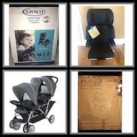 Graco Travel System, Double Stroller, Booster Seat Stockton, 95206