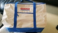 Large insulated cooler bag 480 km