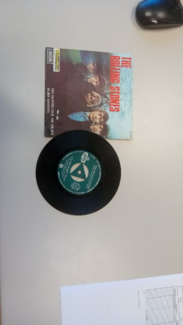 Vinilo The Rolling Stones.  57298770-acb0-4cb2-91d6-f173ddbba331