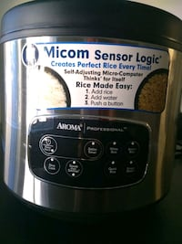 Aroma rice cooker Los Angeles, 90094