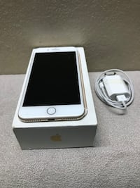 Iphone 7 plus gold 32 gb çizik ezik dahi yok