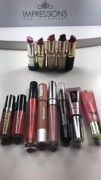 Assorted lip products Fairfax, 22030