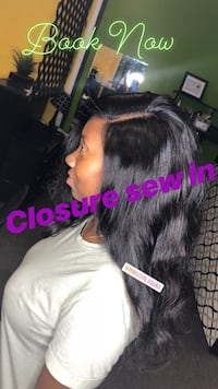 lace closure sew in  Goose Creek, 29445