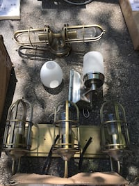 Brand new & gently used light fixtures  Toronto, M4L 1E5