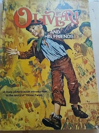 Oliver And His Friends book
