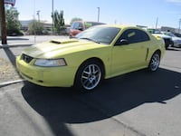 03 FORD MUSTANG GT 2243 mi