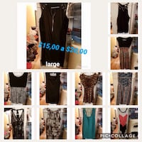 women's assorted clothes Montreal