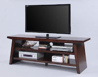 Dante 4729 Cherry Wood TV Stand Houston