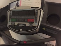 Black and gray altis treadmill Brampton, L6W 3X1