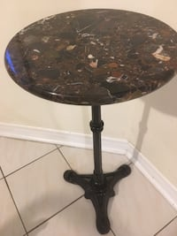 Marble Table Stand Mississauga, L5R 1P6