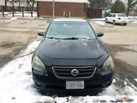2003 Nissan Altima 2.5 MT London