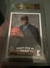 Dwyane Wade draft pick 2003
