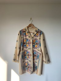 Vintage Embroidered Jacket Bethesda, 20814