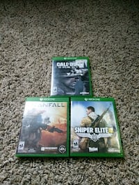 Xbox one games Old Hickory, 37138
