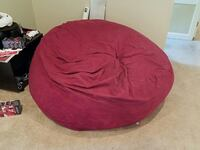 Huge beanbag chair
