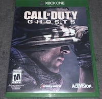 Xbox One: Call Of Duty Ghost Kentwood