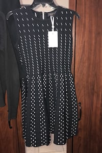 Ted Baker black skater dress Toronto, M3N 1H8