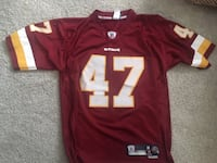 Chris Cooley Redskins jersey ~ Adult M ~ barely worn Centreville