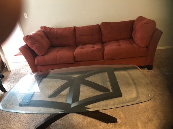 Collections Of Burnt Orange Couches For Sale