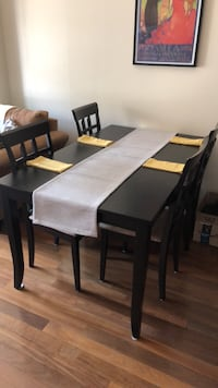 Dining Table and 4 Chairs Denver, 80203