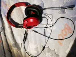 Turtle Beach Recon 50 Red Stereo Gaming Headset,