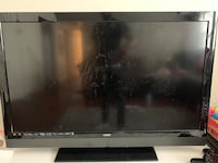 black Samsung flat screen TV District Heights, 20747