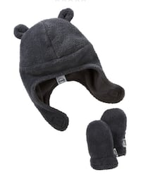 Kombi hat and mittens 0-6 months  Vaughan, L4H 4A2