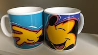Mickey Mouse Mug Set Edmonton, T6L 6K2