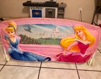 Disney Princess bed rail children's Cinderella aurora Mission, 78572