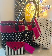 Betsey Johnson Woman Bag + Wallet